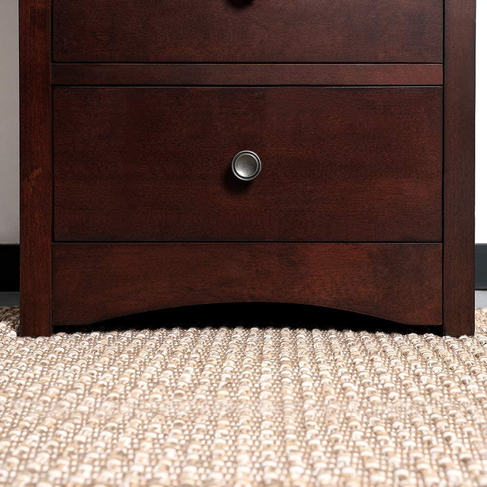 VASAGLE Narrow Chest of Drawers Classic Tall Dresser with ...